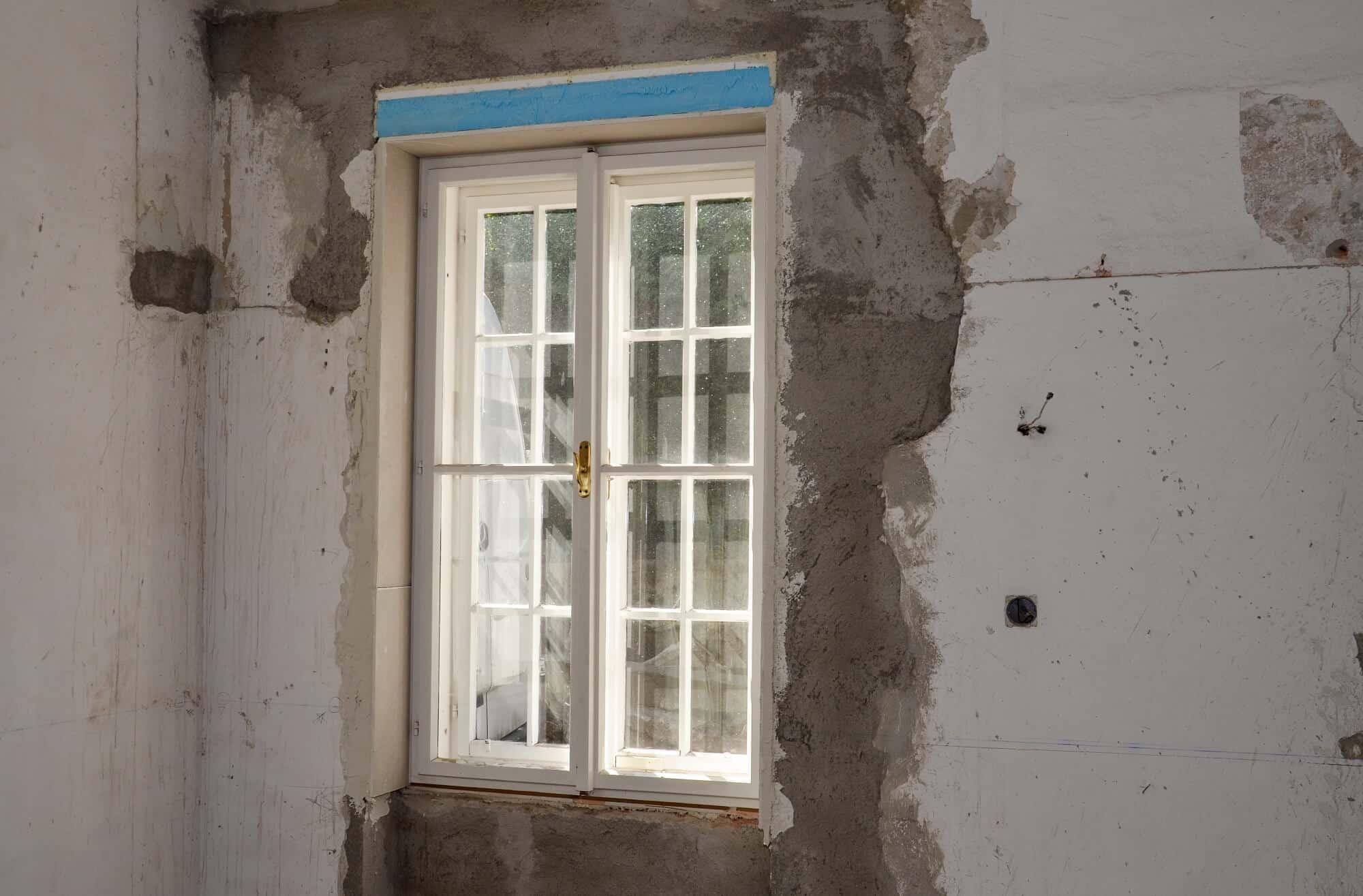 Schwachpunkt Fensterfuge