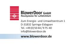 BlowerDoor GmbH