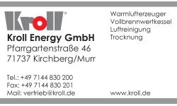 Kroll Energy GmbH