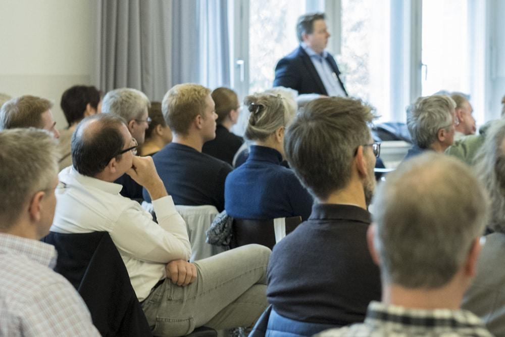 bauschaden-Fachtagung 2019 in Hannover: Bei Baufeuchte noch Luft nach oben