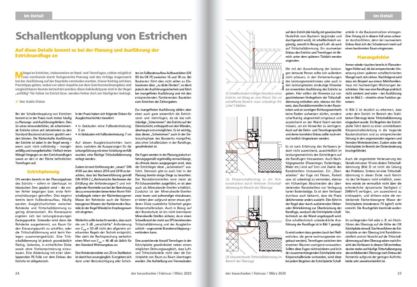 2020-05 Schallentkopplung 1