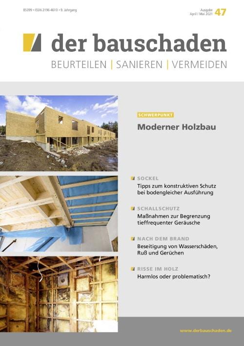 Ausgabe Apr/Mai 2021 Moderner Holzbau