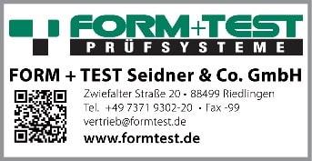FORUM + TEST Seidner & Co. GmbH